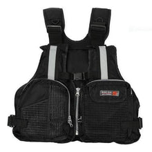 Load image into Gallery viewer, Life-Jacket-Vest-Black  - Kwikibuy Amazon Global