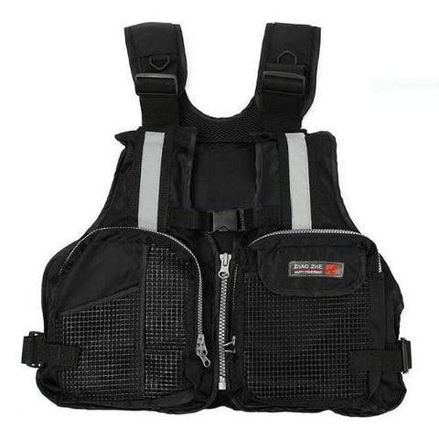 Shop-Now-Life-Jacket-Vest-Black-Kwikibuy.com-Fishing-Boating-Safety