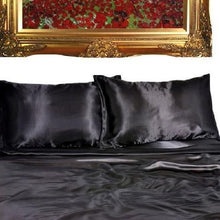 Load image into Gallery viewer, Quality-Satin-Sheet-Sets-Gold  - Kwikibuy Amazon Global