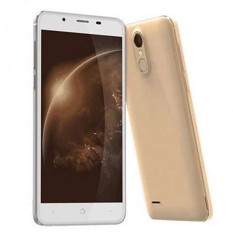 M5 Plus 4G LTE Shock-Proof Smart Phone $129 Champagne - Kwikibuy.com™® Official Site
