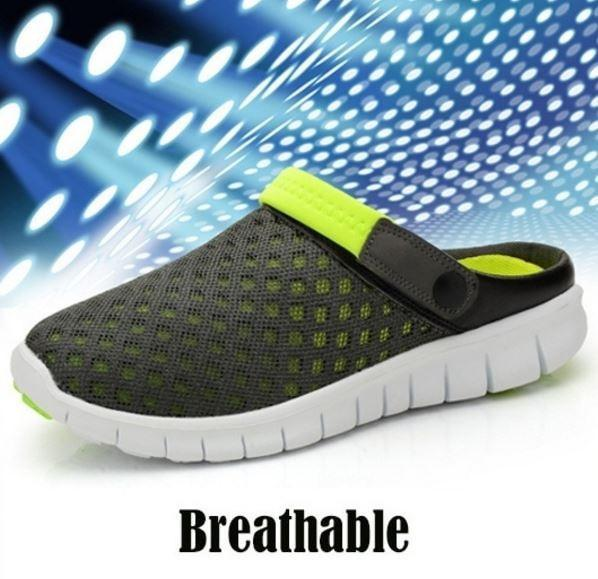 Slip On Breathable Sandal Sneakers $23.49 - God Degree Clothing And Accessories