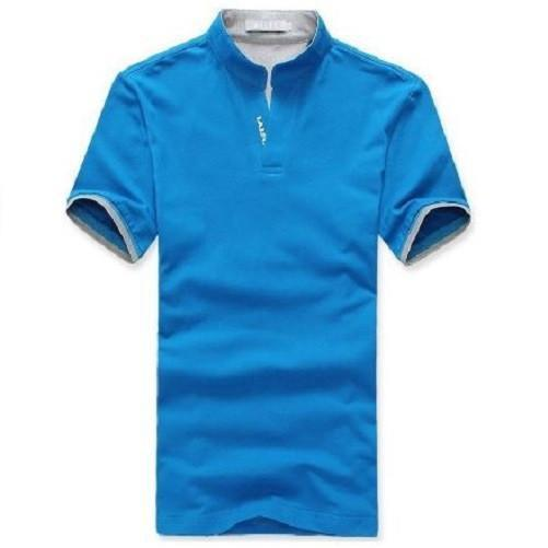 Short Sleeve Shirts (Sky Blue) - Kwikibuy Amazon