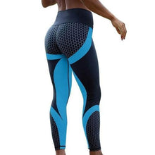 Load image into Gallery viewer, Mesh Print Leggings *7) Colors - 4 Sizes)  - Kwikibuy Amazon Global