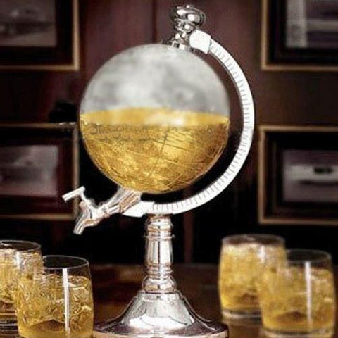 Globe Shaped Beverage Dispenser | Kwikibuy Amazon | United States | Beverage Decanter | Globe