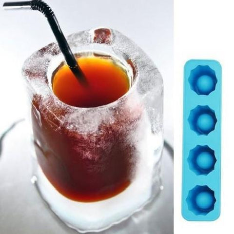 Cup Shape Ice Tray  - Kwikibuy Amazon Global