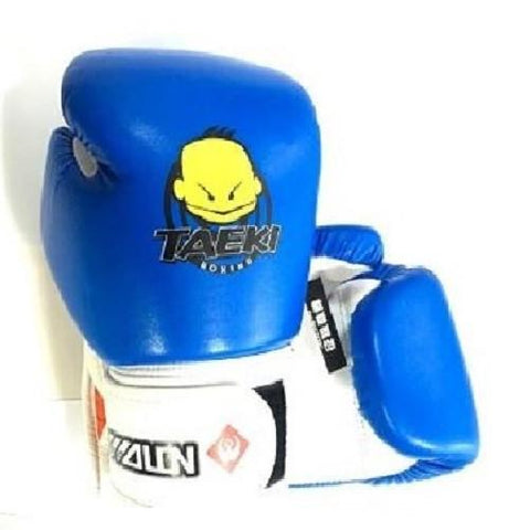 Child's Cartoon Sparring Kick Boxing Gloves (Blue) - Kwikibuy.com™® Official Site