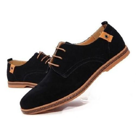 Breathable  British Leather Shoes $29.99 Black - Kwikibuy.com™®