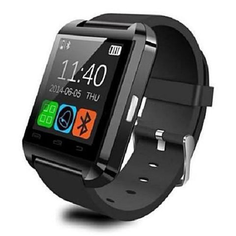 Smart Bluetooth Watch Phone Mate (Black) | Kwikibuy Amazon