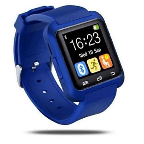 Smart Bluetooth Watch Phone Mate (Royal Blue) - Kwikibuy.com Official Site©