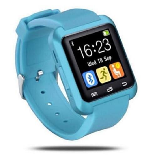 Smart Bluetooth Watch Phone Mate (Light Blue) - Kwikibuy.com Official Site©