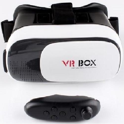 Virtual Reality Lens Helmet 3D Glasses with Remote $39.01 - God Degree Clothing And Accessories™® - GD's™®