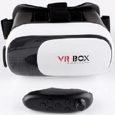 Virtual Reality Lens Helmet 3D Glasses with Remote $39.00 - Kwikibuy.com™® Official Site~Free Shipping
