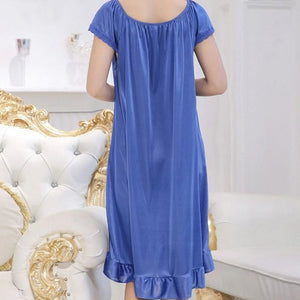 Nightgown Sleepwear (Blue) Buy one get two!  - Kwikibuy Amazon Global