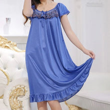 Load image into Gallery viewer, Nightgown Sleepwear (Blue) Buy one get two!  - Kwikibuy Amazon Global