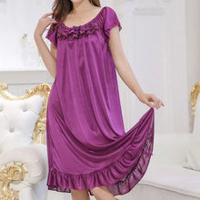 Load image into Gallery viewer, Nightgown Sleepwear (Purple) Buy one get two!  - Kwikibuy Amazon Global