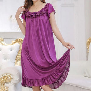 Nightgown Sleepwear (4 Colors)  - Kwikibuy Amazon Global