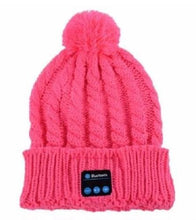 Load image into Gallery viewer, Bluetooth Smart Pom Pom Cap (14 Colors)  - Kwikibuy Amazon Global