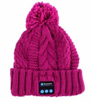 Bluetooth Smart Pom Pom Cap (14 Colors)  - Kwikibuy Amazon Global