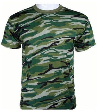 Breathable Camouflage T-Shirts  - Kwikibuy Amazon Global
