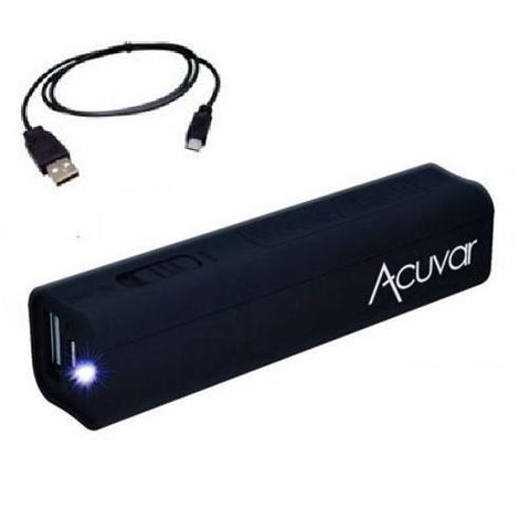 USB Portable Backup Battery Charger with Built in Flash Light | Kwikibuy Amazon