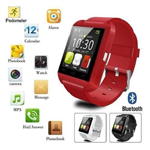 Smart Bluetooth Watch Phone Mate (5 Colors) - Kwikibuy.com Official Site©