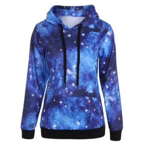 Galaxy Hoodie  - Kwikibuy Amazon Global