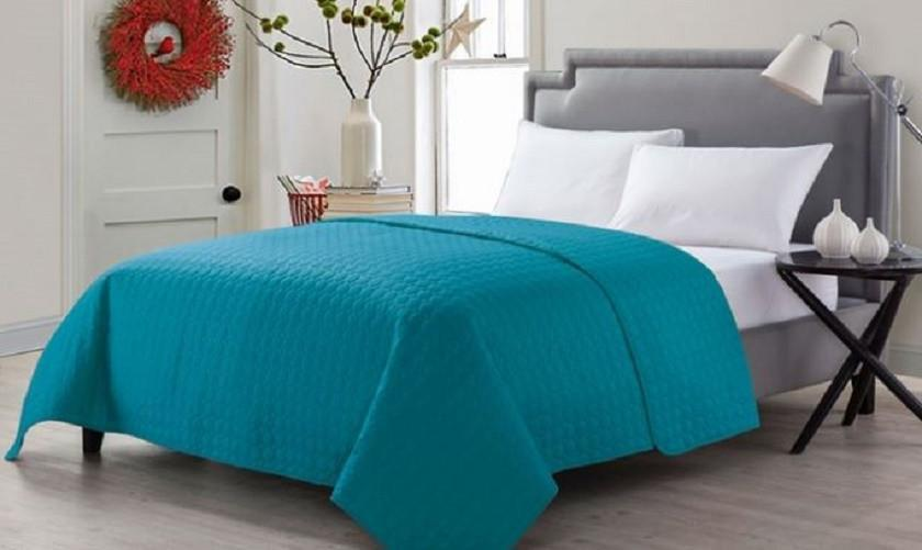 Quality Solid Embossed Quilt  - Kwikibuy Amazon Global