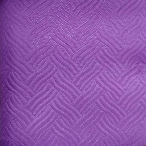 Purple Quilted Coverlet Bedspread Set  - Kwikibuy Amazon Global