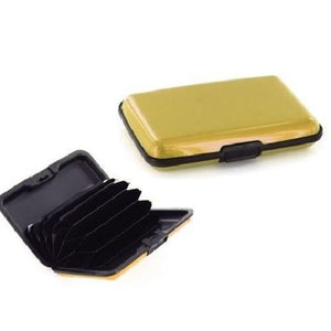 RFID Chip Blocking Credit Card Wallet  - Kwikibuy Amazon Global