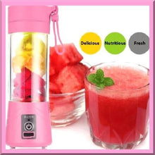 Load image into Gallery viewer, USB Food Processor Juicer (5 Colors)  - Kwikibuy Amazon Global Online S Hopping Mall Special features Material: Eco-Friendly food grade plastic /Stainless steel