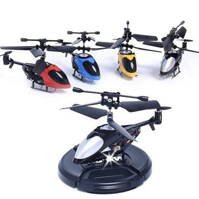 Remote-Control-Helicopter-Aircraft-Black  - Kwikibuy Amazon Global