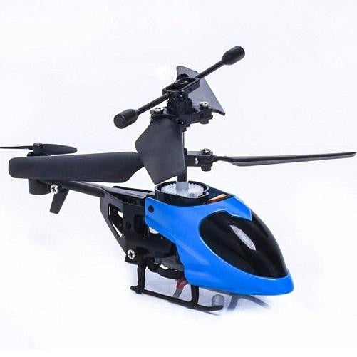 Remote Control Helicopter Aircraft (Blue) | Kwikibuy Amazon
