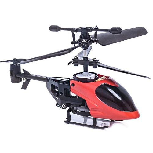 Remote Control Helicopter Aircraft (Red) | Kwikibuy Amazon