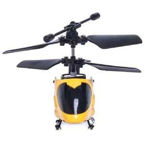 Remote-Control-Helicopter-Aircraft-Yellow  - Kwikibuy Amazon Global