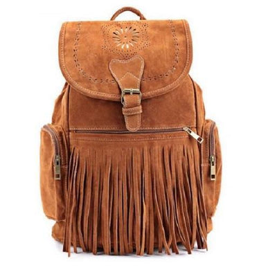🍀 Suede Fringe Satchel, Vest or Skirt (3 Sizes)  - Kwikibuy Amazon Global