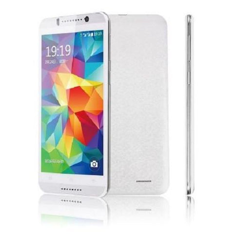 Touch Screen Dual Sim Dual Standby SmartPhone White - Kwikibuy.com™® Official Site