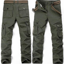 Load image into Gallery viewer, Safari-Cargo-Pants-Khaki  - Kwikibuy Amazon Global