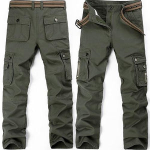 Safari-Cargo-Pants-Khaki  - Kwikibuy Amazon Global