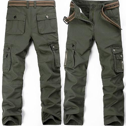Safari Cargo Pants (Army Green) | Kwikibuy Amazon | United States