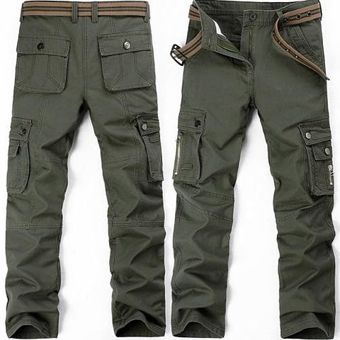 Shop-Now-Safari-Cargo-Pants-Army-Green-Kwikibuy.com-All-Men-Bottoms