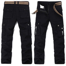 Load image into Gallery viewer, Safari Black Cargo Pants (3 Colors - 9 Sizes)  - Kwikibuy Amazon Global
