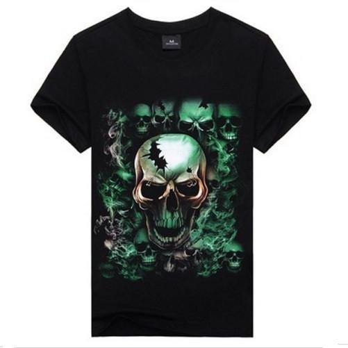Skullz Skull 3-D Printed T-Shirts | Kwikibuy Amazon | United States