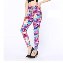 Load image into Gallery viewer, Slim-Leggings-Tribal-Buy-One-Get-Two  - Kwikibuy Amazon Global