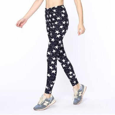 Slim-Leggings-Stars-Buy-One-Get-Two  - Kwikibuy Amazon Global