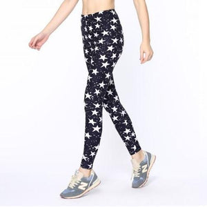 Slim-Leggings-Black-White-Buy-One-Get-Two  - Kwikibuy Amazon Global