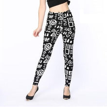 Load image into Gallery viewer, Slim Leggings Tribal  - Kwikibuy Amazon Global