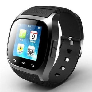 Bluetooth V4.2 Smart Watch Phone (Black)  - Kwikibuy Amazon Global