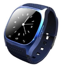 Load image into Gallery viewer, Bluetooth V4.2 Smart Watch Phone (Blue)  - Kwikibuy Amazon Global