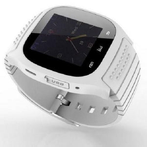 Bluetooth V4.2 Smart Watch Phone (White)  - Kwikibuy Amazon Global