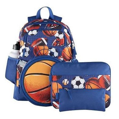 Sports Backpack and Accessories 5-pc. Set  - Kwikibuy Amazon Global